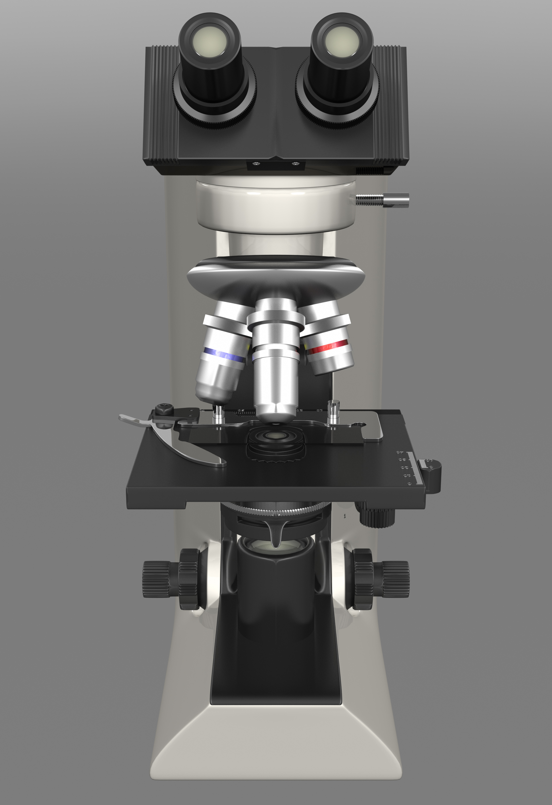 3d Microscope by Jon Apisa