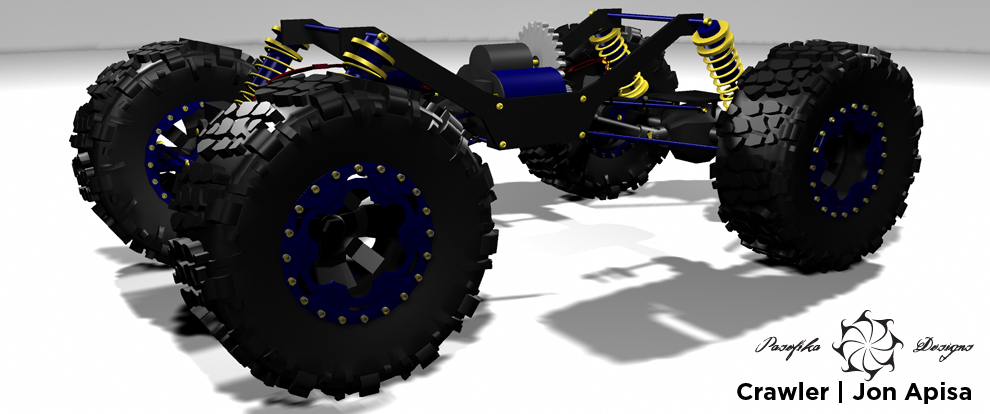 RC Crawler by Jon Apisa