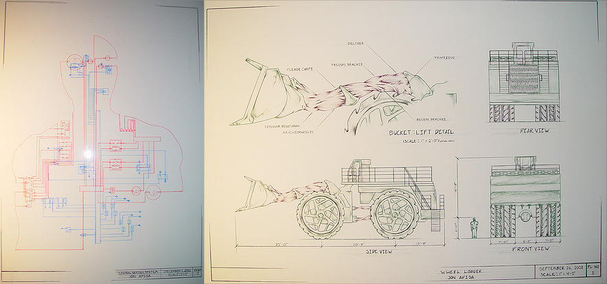 Anatomy 2 by Jon Apisa