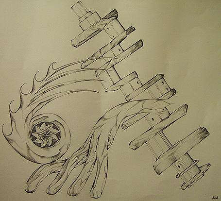 Crankshaft by Jon Apisa