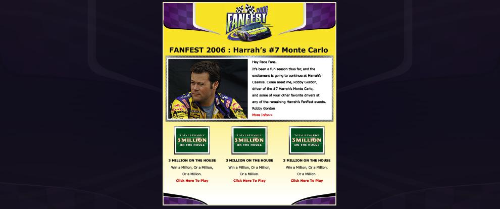 NASCAR Fanfest by Jon Apisa