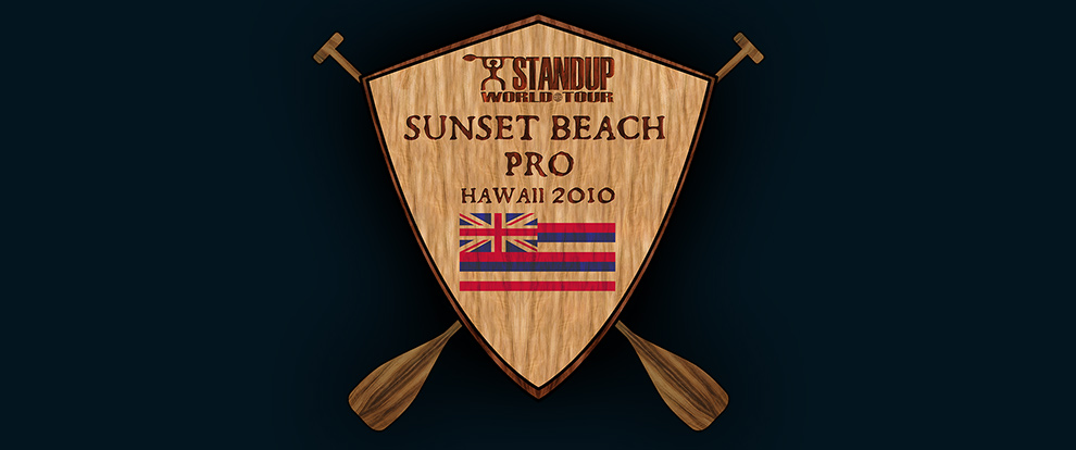 Sunset Beach Pro by Jon Apisa