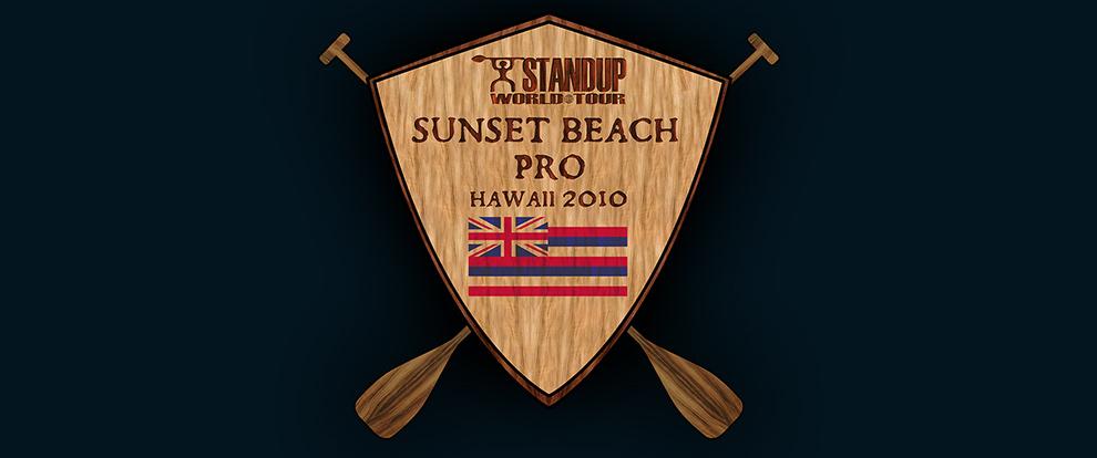 Sunset Beach Pro by Jon Apisa