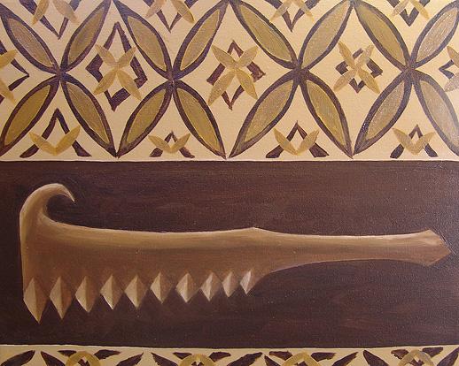 Nifo Oti by Jon Apisa