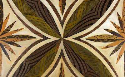 Samoan art Siapo Painting