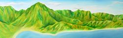 Kaua'i Mural | Pasefika | Jon Apisa