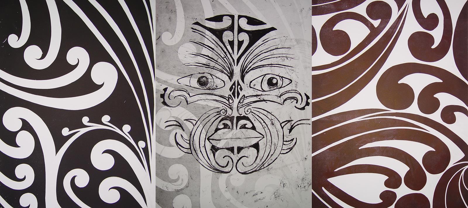 Maori by Jon Apisa