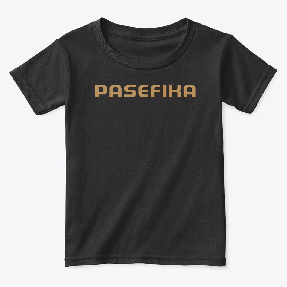 Pasefika Letters Color by Jon Apisa