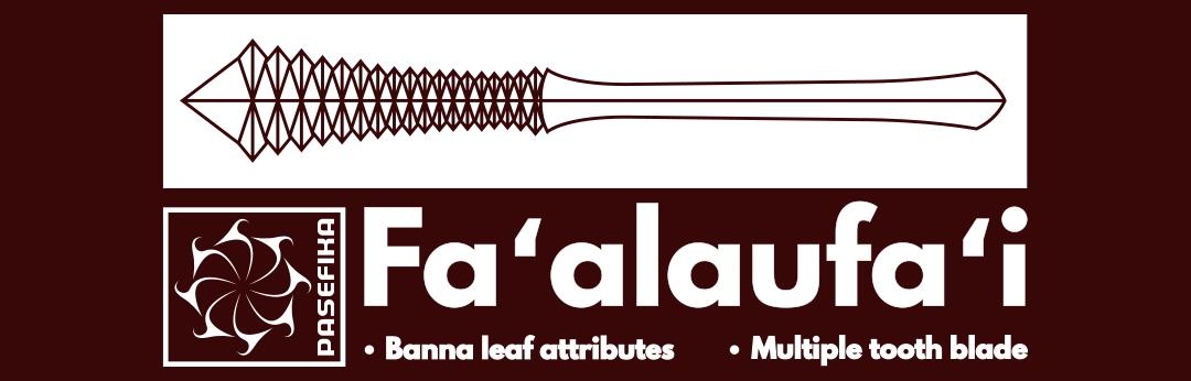 Pasefika Faʻalaufaʻi by Jon Apisa